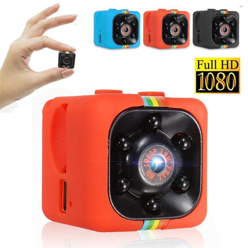 Smart SQ11 Micro Camera HD 1080P DV 12MP Sport Camera DVR Night Vision Recorder-