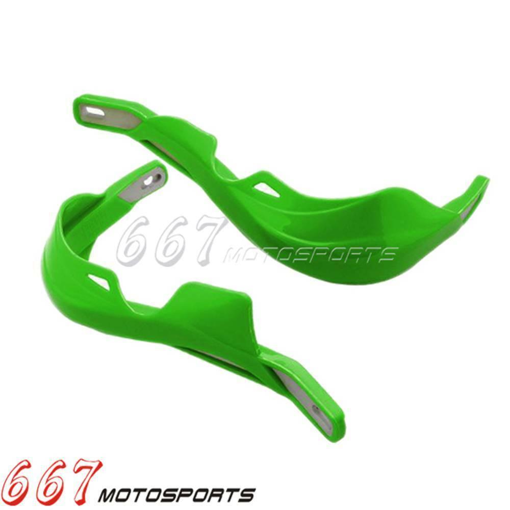 Alloy Motorcycle Enduro Motocross Hand Guard For Kawasaki KFX450R KFX400 KLX250