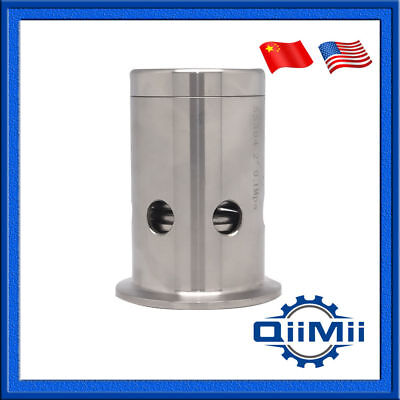 Ss304 2 Inch Stainless Steel Pressure Relief Valve 14 Psi Vacuum Breaker Tri Usa