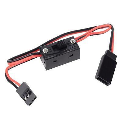 LED Light Control Power Switch for 1/10 1/8 RC Rock Crawler Model Car TRX4 SCX10