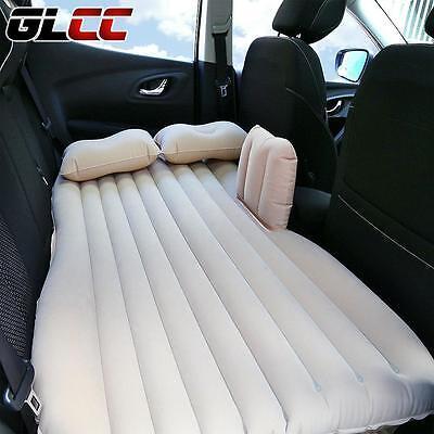 Car Back Seat Air Bed Travel Mattress Suv Inflatable Mattress Camping Cushion