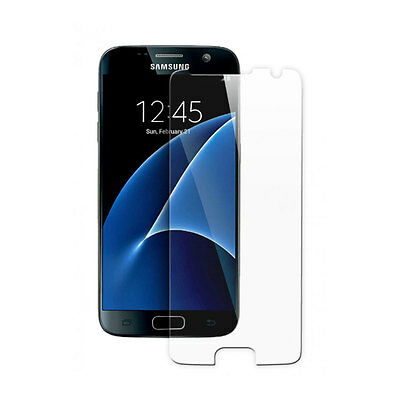Lot de 5x film de protection transparent screen protector pour Samsung Galaxy S7