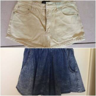 Mink Pink Shorts,  Ninie shorts,  size S Midge Point Mackay Surrounds Preview