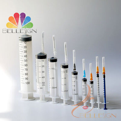 Syringes Medical Sterile Hypodermic Quality Injections 100ml