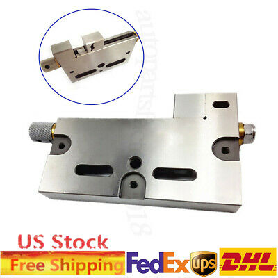 Cnc Wire Edm Cut Vise Tools Stainless Steel 4 Jaw Opening Clamp 3kg 0--100mm