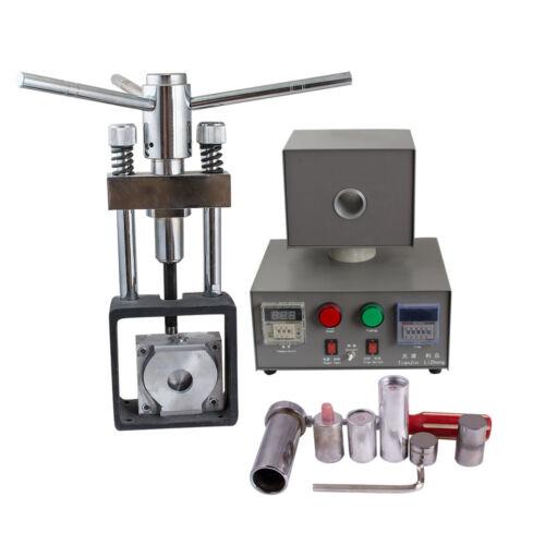 FDA Dental laboratory Equipment Denture Injection System heater and hot press