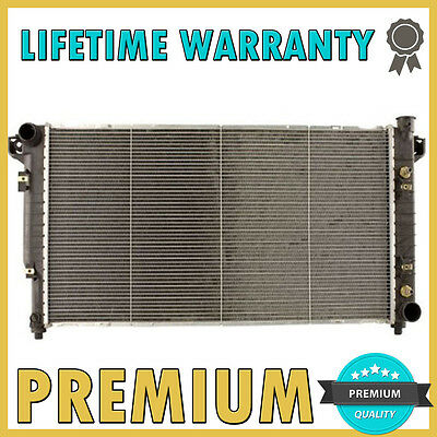 Brand New Premium Radiator for 94-02 Dodge 2500 3500 Ram 8.0L V10 Automatic