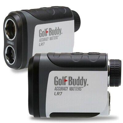 NEW Golf Buddy LR7 Golf GPS Laser Range Finder 6X Magnification Vibration