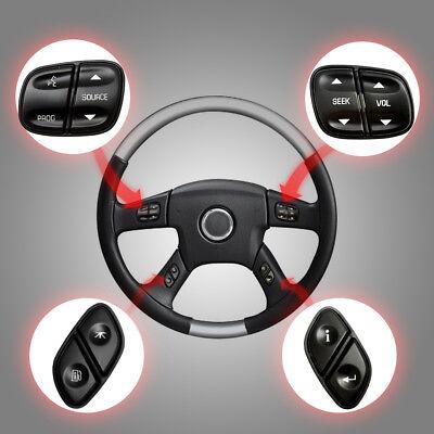 Steering Wheel Radio Volume Control Switch Button Set for Silverado GMC Sierra