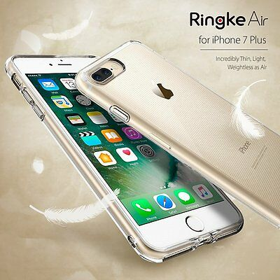 Ringke Air Slim Soft Flexible TPU Clear View Cover For Apple iPhone 7 Plus Case