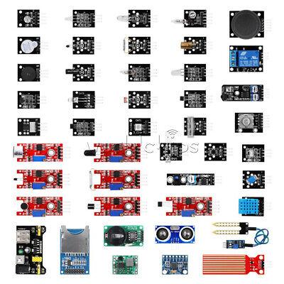 45 In 1 Sensor Starter Kit Modules For Arduino Upgrade 37 In 1 Sensor Diy Set