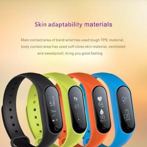 Y2 Blood Pressure Fitness Bracelet Heart Rate  Pedometer SmartWatch  (Free Shipping )