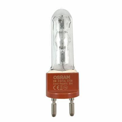 OSRAM HMI Digital 575watt 94v G22 base 6000K Metal Halide bulb