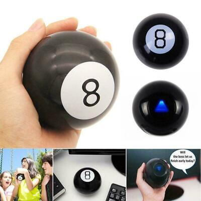 Magic Mystic 8-Ball Decision Making Fortune Telling Cool Retro Children Fun -