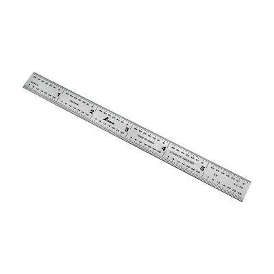 4r 6 Inch Flex Ruler Made In Japan Stainless Steel Hardened