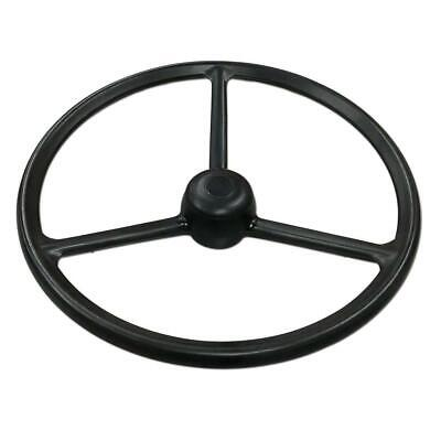 Abc4275 Steering Wheel With Center Cap - Fits Ford 1320 1520 1620 1715 1720
