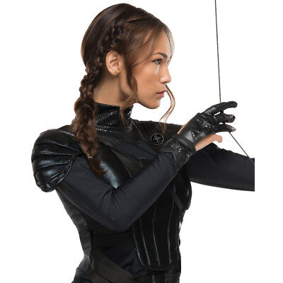 Katniss Everdeen Hunger Games Mockingjay Archer Bow Arrow Women's Costume Glove (Katniss Everdeen Hunger Games Costume)