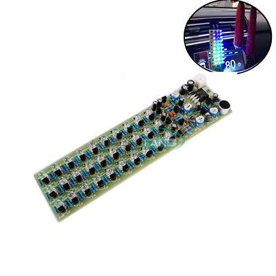Redbluegreen Led Voice Control Level Indicating Electronic Production Diy Kit