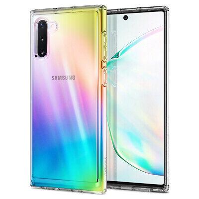 Galaxy Note 10, Note 10 Plus/10 Plus 5G Case Spigen® [Ultra Hybrid] Clear -