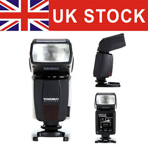 YongNuo YN-460 Speedlight Shoe Mount Flash Speedlite for Canon Nikon Pentax UK