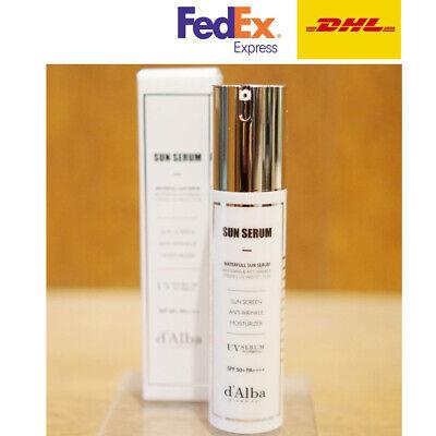dAlba White Truffle Waterfull Sun Serum SPF50+/PA++++ 50g Sun Cream K-Beauty