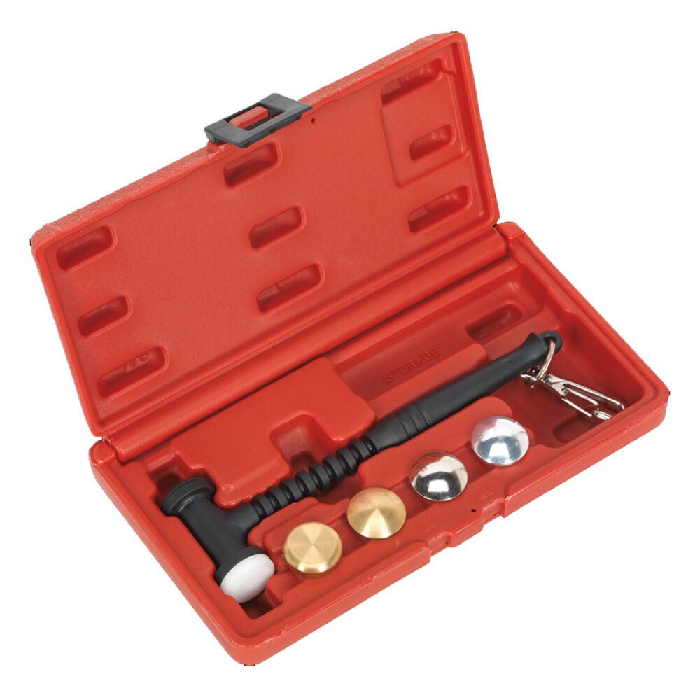 SMART PDR Paintless Dent Removal Repair Hammer Set 6pc