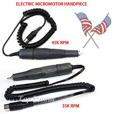 Dental Marathon Micromotor High Speed Handpiece Polisher 35k45k Rpm Optional Us