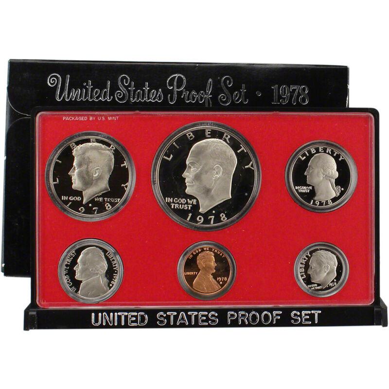 1978-S US Mint Proof Set
