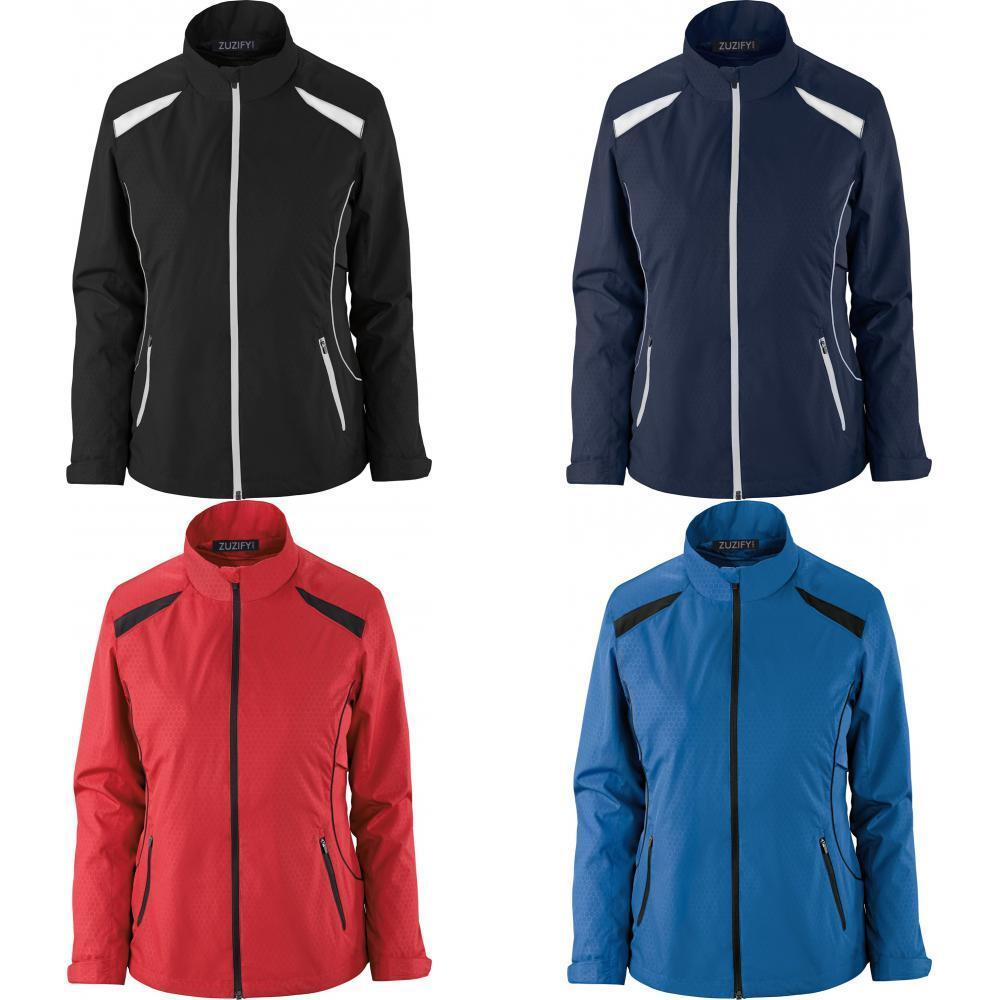 HO1163 ZUZIFY Ladies Lightweight Eco Windbreaker Jacket