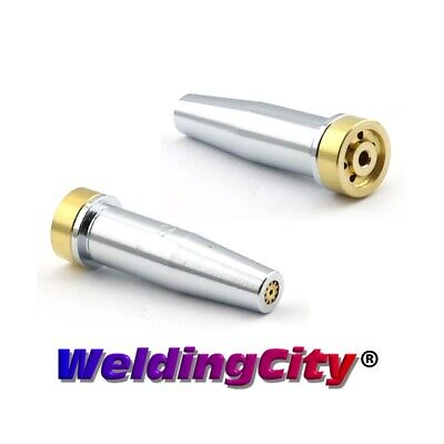 Acetylene Nozzle creased RILL #3 30-60 mm Cutting Nozzle Cutting Torch brenschneider