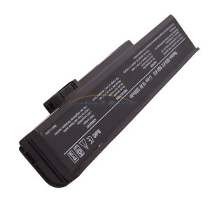 New 6 Cells Battery for Gateway 6MSBG 6MSB PA6A SQU-412