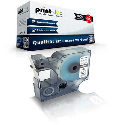 Alternatives Schriftband für Dymo LABELPOINT 100 150 40913 9m - Easy Print Serie
