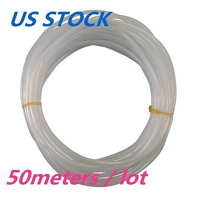 Usa 50 Meters 3mm X 4mm Eco Solvent Ink Tube For Roland Xc-540 Mutoh Vj-1604