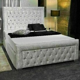 CASH ON DELIVERY NEW HEAVEN DOUBLE & KING SIZE BED w MANY COLORS IN STOCK