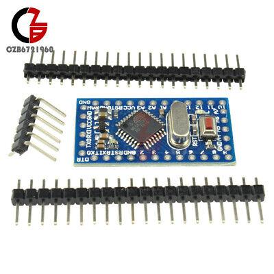 20pcs Pro Mini Arduino Atmega328p 16mhz 5v Microcontroller Board Compatible Nano