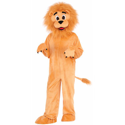 Child Lion Mascot Halloween Costume](Lion Kids Costume)