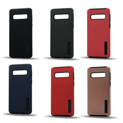Galaxy Wholesale (Lot/6 Ultra Matte Hybrid Case For Samsung Galaxy S10)