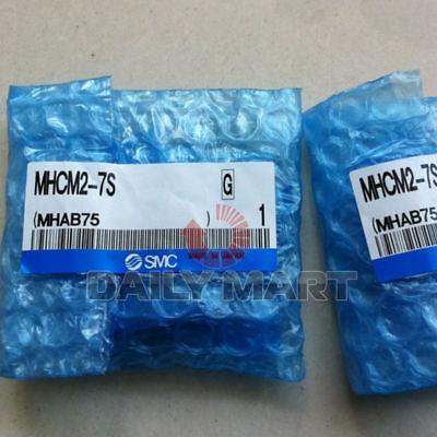 Smc New Mhcm2-7s Plc Gripper Mini Industrial Air Cylinder Mhcmhc2 Grippers
