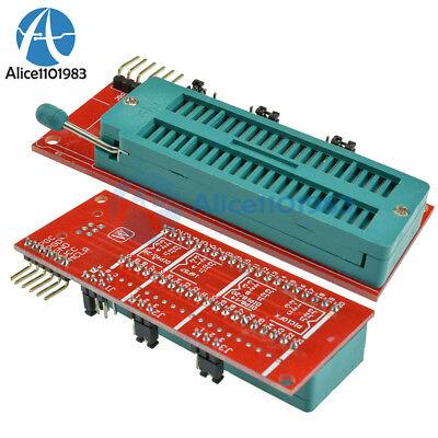 Pic Icd2 Program Adapter Pic Kit 2 Pickit 3 Programmer Seat Board 40pin Socket