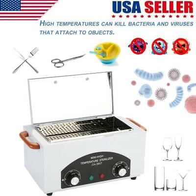 New Uv Heat Dry Cabinet Sterilizer Storing Beauty Tattoo Salon Home Profession