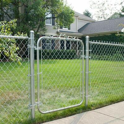 YARDGARD Chain Link Fence Gate 72