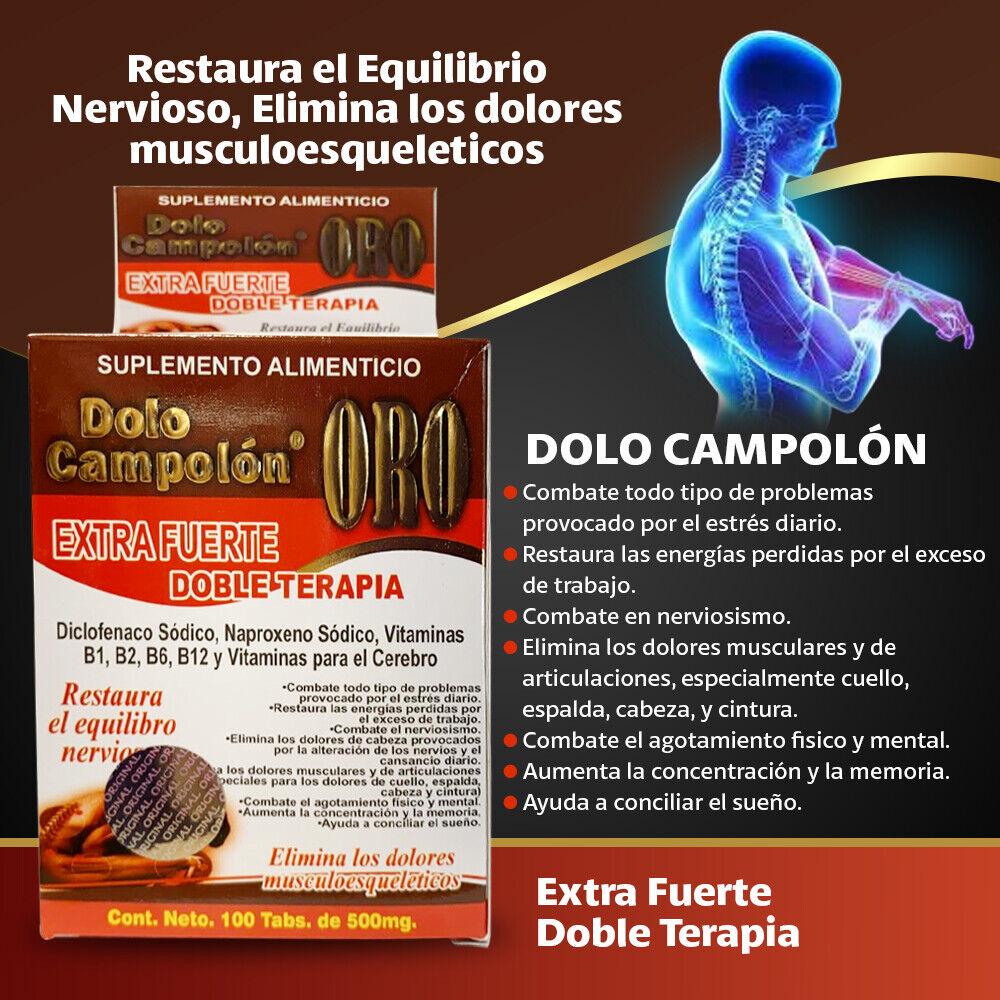 Dolo Campolón Oro ExtraFuerte  - Free Shipping