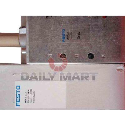 New Festo Mfh-5-12 Mfh512 Pneumatic Direction Solenoid Operated Control Valve