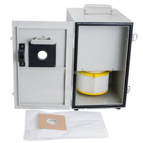 Digital Dental *Double* Impeller Dust Collector Lab Room Vacuum Cleaner Machine