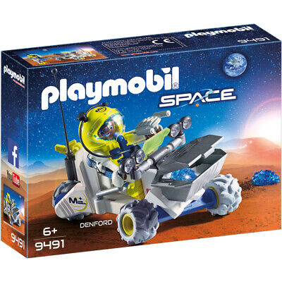 Playmobil Space Mars Rover Playset - 9491