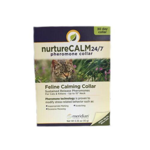 NurtureCalm 24/7 Pheromone Feline Collar