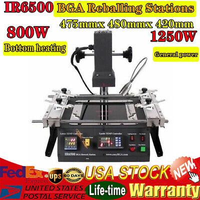 Ir6500 Bga Rework Station Xbox360 Infrared Welder Soldering Reballing Station