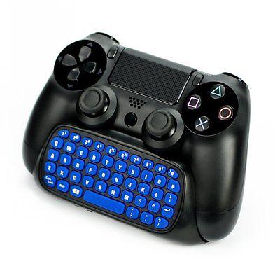 Surge PS4 Dualshock 4 Controller Keyboard Chatpad - PlayStation 4 Text Pad NEW