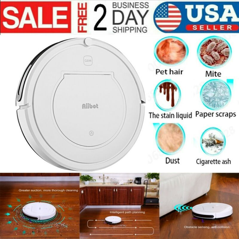 Smart Rechargeable Intelligent Household Vacuum Cleaner Auto