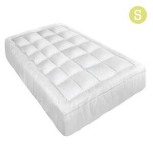 Pillowtop Mattress Topper Memory Resistant Cover - free delivery Perth Perth City Area Preview